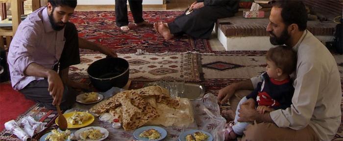 Iranian Mehran Tamadon