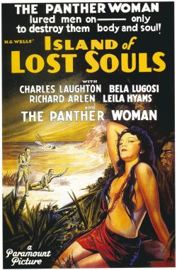 body modification Island of Lost Souls