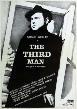 The Third Man movie narration