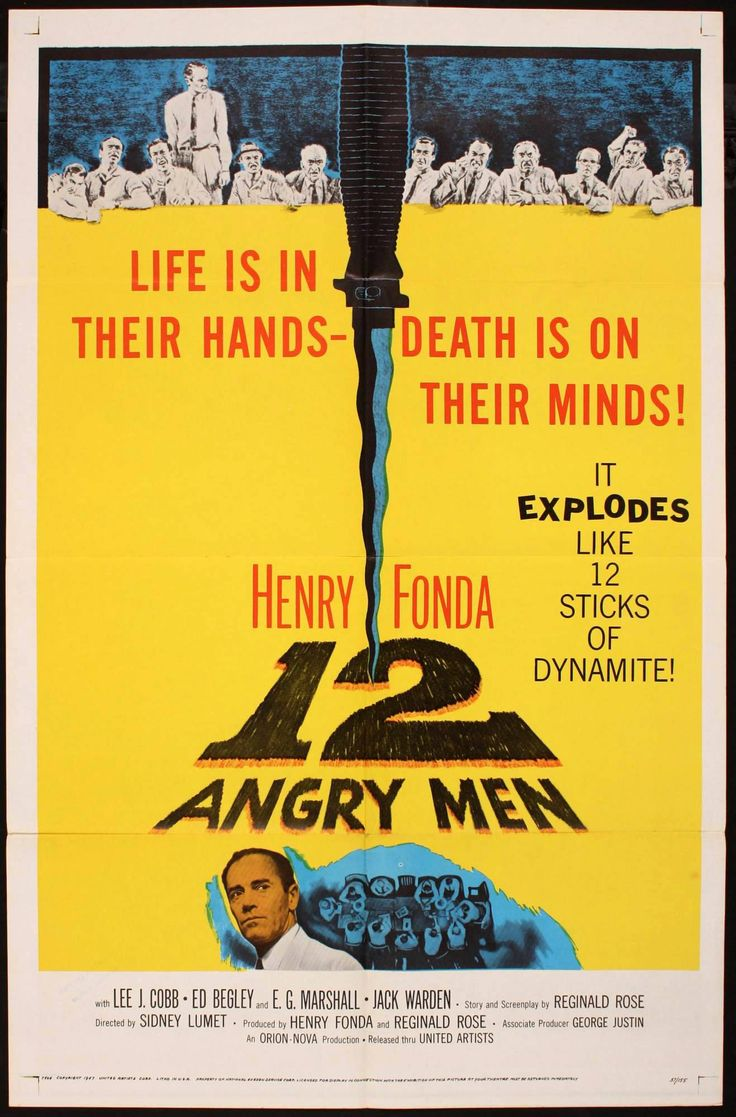 12 angry men conflict analysis Starring henry fonda, twelve angry men is highly resourceful in teaching  business concepts such as goal setting and conflict resolution in the movie, a  group.