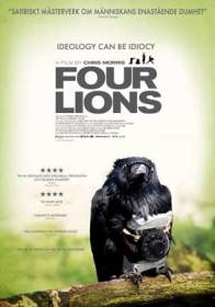 numbers four lions