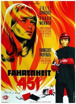 Fahrenheit 451 closing credits
