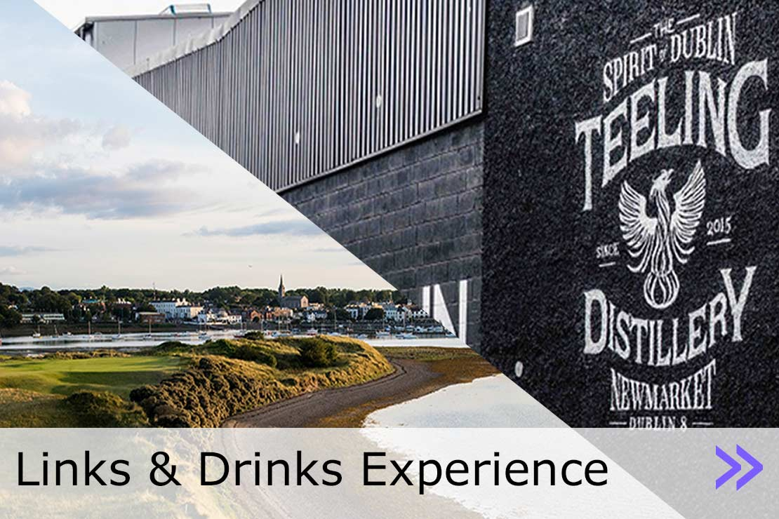 Golf Links & Whiskey Drinks Experience
