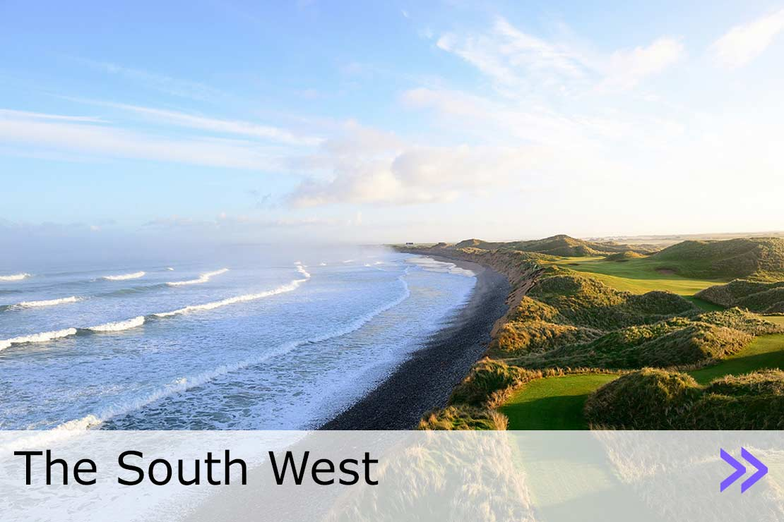 Travel - The South West