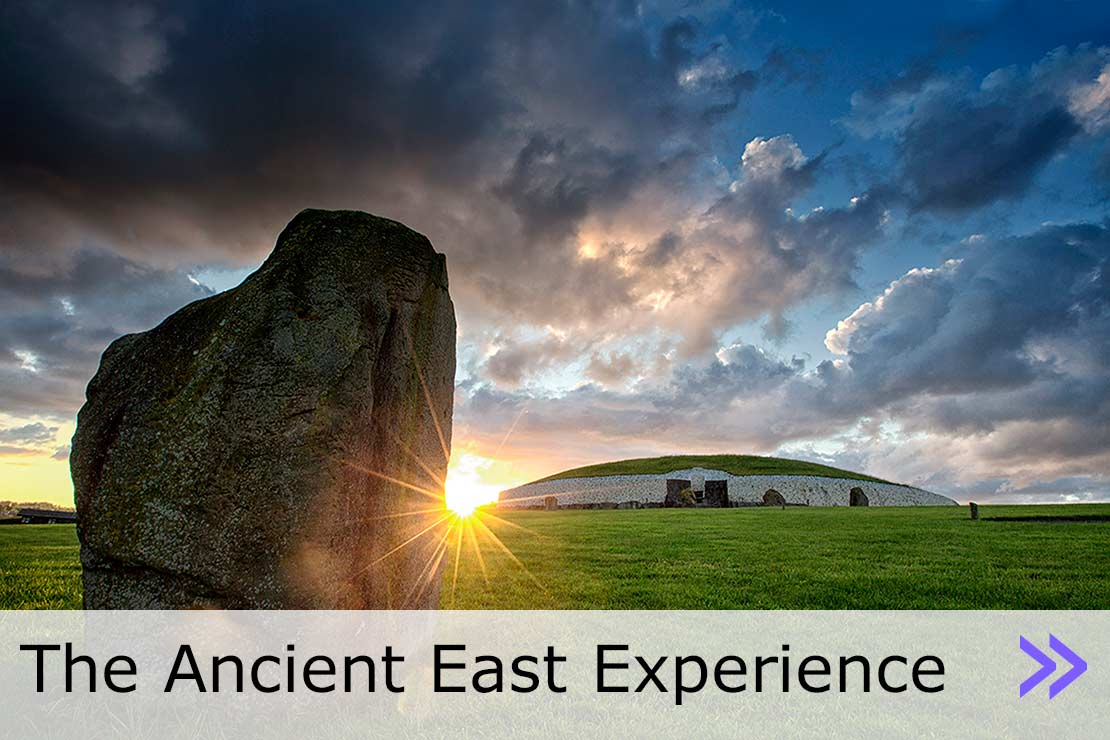 Travel - The Ancient East Experience