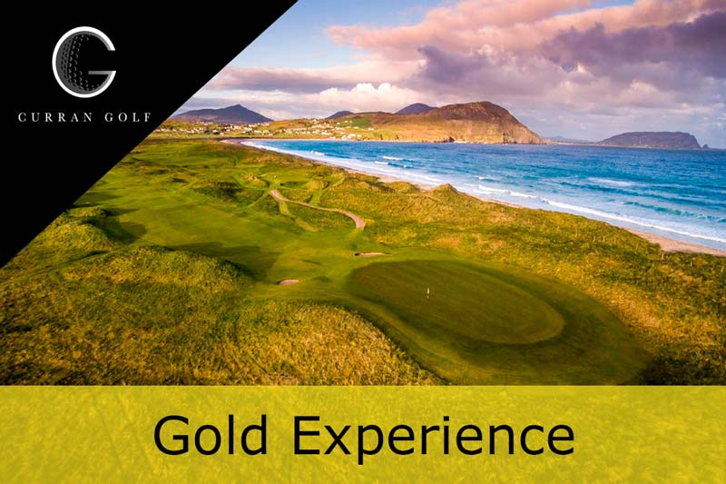 Hyperlink to the North West Ireland Gold Experience web page