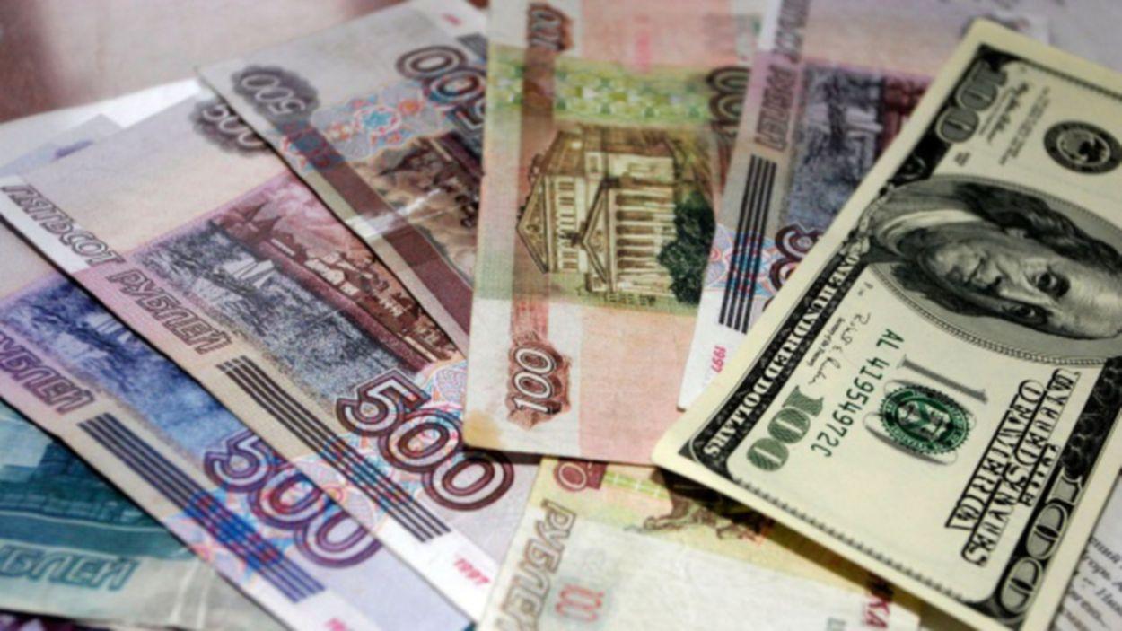 Курс росс рубля к доллару