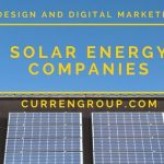 Curren Group solar web design