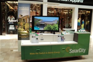 Solar Kiosks Aim to Reduce Customer Acquisition Cost