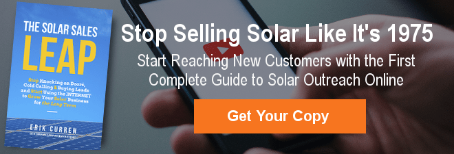 Buy Solar Sales Leap
