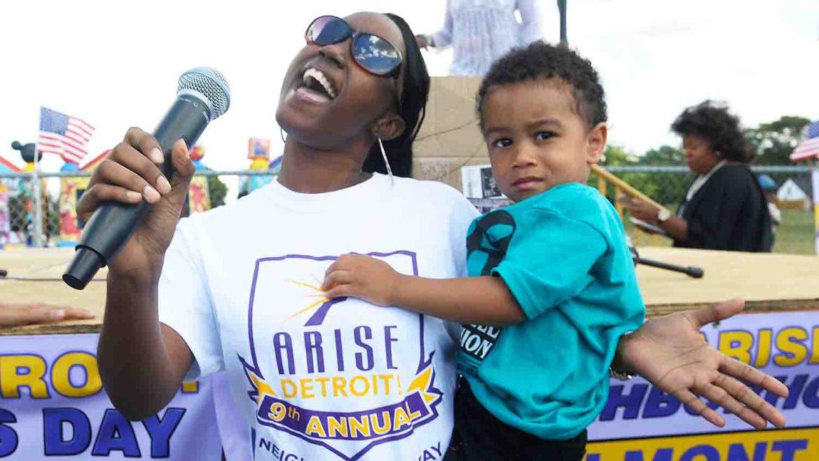 ARISE Detroit! Neighborhoods Day