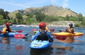 Group Private Kayak Class