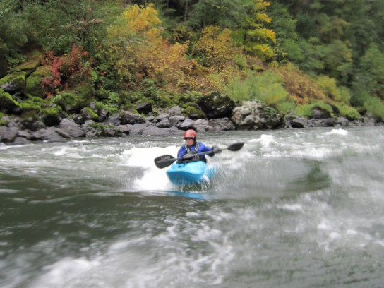Rogue River Kayaking Adventure with Current Adventures Kayaking