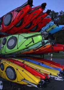 used touring kayaks for sale