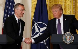 In abrupt shift, Donald Trump warms to China and NATO, sours on Russia