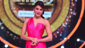 Jacqueline Fernandez wins humanitarian award for philanthropic work in India