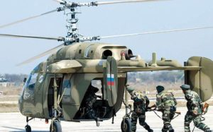 Russian Kamov helicopters' 'Make in India' price 2.5 times more that original cost