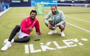 Leander Paes and Adil Shamasdin clinch Aegon Ilkey Challenger title