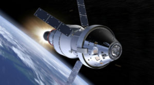 NASA's orion spacecraft passes key sefety test