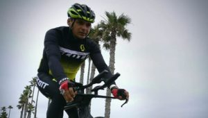 Shrinivas Gokulnath becomes first Indian to solo finish Race across America