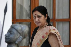 Sushma Swaraj inaugurates KIP for young overseas Indians