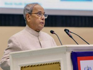 President Mukherjee launched four digital initiatives over e-education