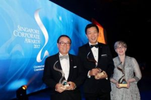 Singtel bags two big wins at Singapore Corporate Awards