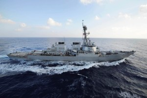 American Ship USS Pearl Harbor arrived India as part of Defense cooperation