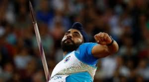 Davinder singhkang,First Indian To Qualify for Javelin Throw World Championship Finals