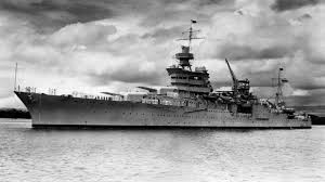 Lost wreckage of warship USS Indianapolis found in pacific after 72 years