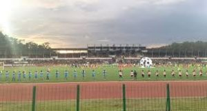 Meghalaya CM launches 'Mission Football' at JN Sports Complex in Shillong
