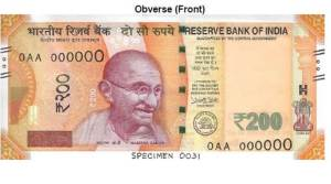 RBI to issue Rs 200 notes: Finance Ministry