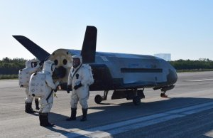 As Hurricane Irma looms, X-37B poised for first flight atop SpaceX Falcon 9