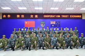 Exercise Panda-Kangaroo 2017: Chinese, Australian conducted 1st joint drills in China