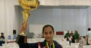 India's Divya Deshmukh wins gold at the Under-12 Chess Cadet Championships in Brazil