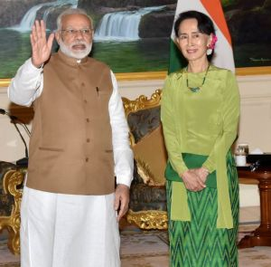 India refuses to sign Bali Declaration over Rohingya issue