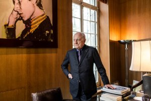Pierre Bergé, Transformative Fashion Executive, Dies at 86