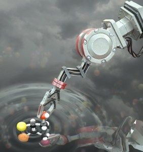 University of Manchester in UK created World's first 'molecular robot'