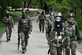 Massive search operation 'CASO' launched in Jammu & Kashmir