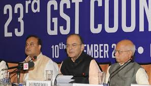 23rd GST Council Meet held in Guwahati, 28% Tax Only for 50 Items