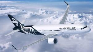 Air New Zealand named airline of the year