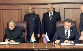 Russia to help India set up crisis management center