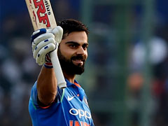 Virat Kohli Joins Elite List Of Run Getters In Twenty20 Cricket