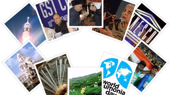 Current Affairs Today – November, 12th, 2017 | Latest News and Updates a