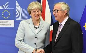 Britain & EU reach historic deal on terms of Brexit divorce