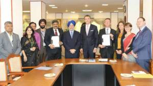 MoHUA inks agreement with German firm GIZ for technical cooperation in transport project