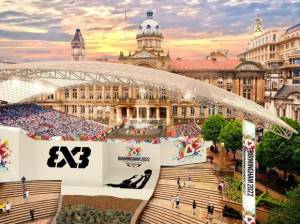 The central English city of Birminghamwill host the Commonwealth Games in 2022