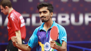 G Sathiyan Becomes India's Highest-Ranked Player in Latest ITTF Rankings