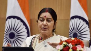Sushma Swaraj Embarked on Tour of 3 Southeast Asian Nations