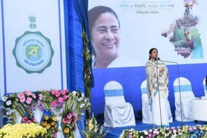 West Bengal CM Unveils Official Emblem of West Bengal Government